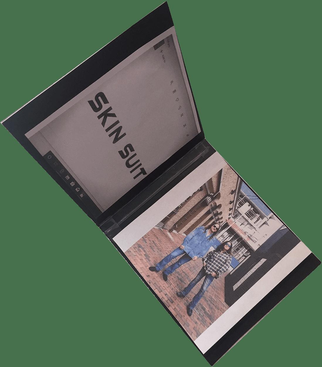 Skin Suit CD1